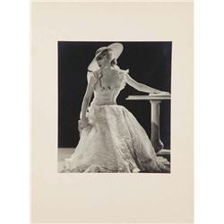 Ann Harding exhibition portrait by Ernest A. Bachrach