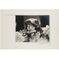 Katharine Hepburn exhibition portrait from A Woman Rebels by Ernest A. Bachrach