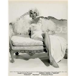 Carroll Baker portraits from Harlow