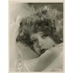 Clara Bow key-book portrait from Her Wedding Night by Otto Dyar