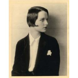 Louise Brooks oversize gallery portrait by Eugene Robert Richee