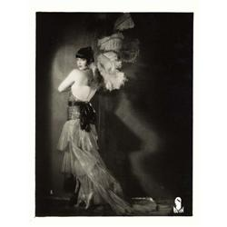 Louise Brooks gallery portrait from Pandora's Box (Die Buchse der Pandora)