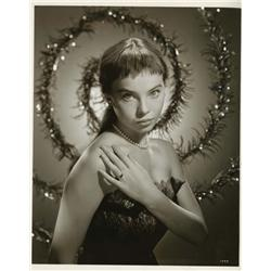 Leslie Caron key-set portraits by Virgil Apger