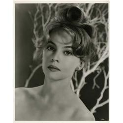 Leslie Caron key-set portraits from The Subterraneans