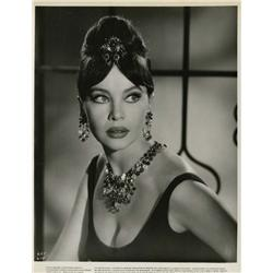 Leslie Caron portraits from Guns of Darkness and Father Goose