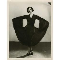 Joan Crawford oversize gallery portrait by Clarence Sinclair Bull