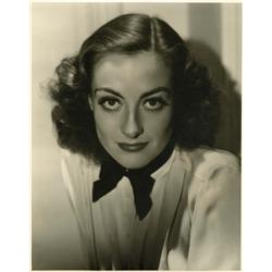 Joan Crawford oversize gallery portrait from Sadie McKee by George Hurrell