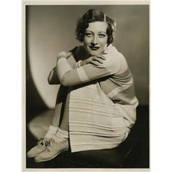 Joan Crawford oversize gallery portrait by Ruth Harriet Louise