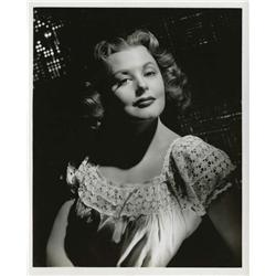 Arlene Dahl key-set portraits from A Southern Yankee and Scene of the Crime by Virgil Apger