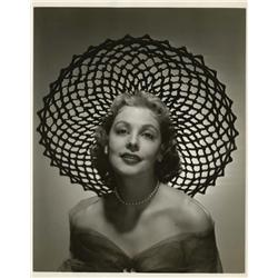 Arlene Dahl key-set portraits from Three Little Words and The Outriders by Virgil Apger