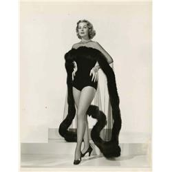 Arlene Dahl key-set portraits from Watch the Birdie and Inside Straight by Virgil Apger