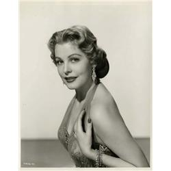 Arlene Dahl key-set portraits from No Questions Asked by Virgil Apger
