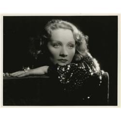 Marlene Dietrich portrait by Eugene Robert Richee