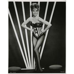 Jane Fonda key-set portraits from Sunday in New York