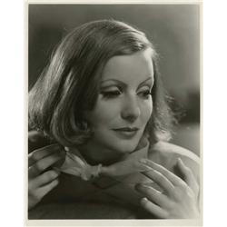 Greta Garbo gallery portrait from As You Desire Me by Clarence Sinclair Bull
