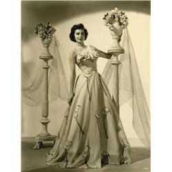 Ava Gardner oversize gallery portrait from Pandora and the Flying Dutchman by Virgil Apger