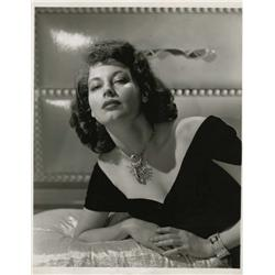 Ava Gardner key-set portraits from The Killers (1956 re-release), The Hucksters and The Bride