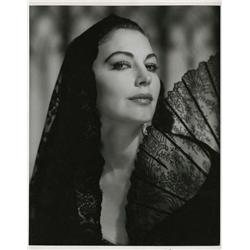 Ava Gardner key-set portraits from Bhowani Junction by George Hoyningen-Huene