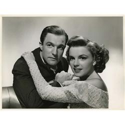 Judy Garland and Gene Kelly oversize gallery portraits from For Me and My Gal by Eric Carpenter
