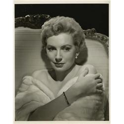 Deborah Kerr key-set portraits from From Here to Eternity