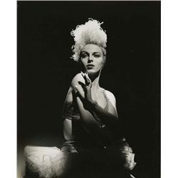Vera Zorina gallery portrait from On Your Toes by George Hurrell