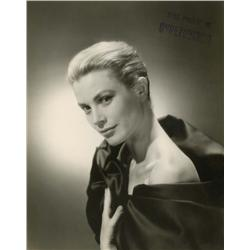 Grace Kelly black-and-white proof prints from Rear Window by Bud Fraker