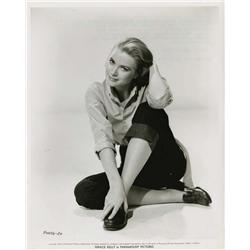 Grace Kelly key-set portraits from Rear Window by Bud Fraker