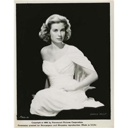 Grace Kelly key-set portraits from Country Girl, To Catch a Thief and High Society by Bud Fraker