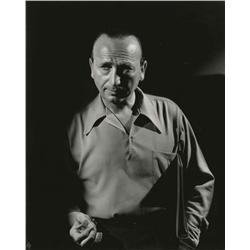 Collection of photographs of Raoul Walsh, Michael Curtiz and Busby Berkeley