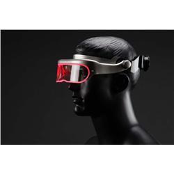 Hero illuminating Eska night vision visor from Star Trek: Enterprise