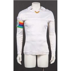 Gil Gerard signature flight suit tunic from Buck Rogers in the 25th Century