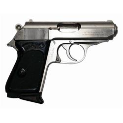 "Michael Imperioli Walther PPK with ankle holster used to shoot ""Matt Bevilaqua"" in The Sopranos"