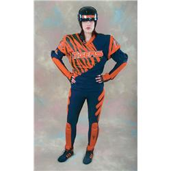 """Dina Meyer """"Dizzy Flores"""" Jumpball costume from Starship Troopers"""
