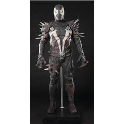 """Michael Jai White """"Spawn"""" hero battle suit and display from Spawn"""