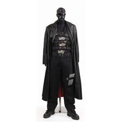 """Wesley Snipes hero """"Blade"""" costume from Blade II"""