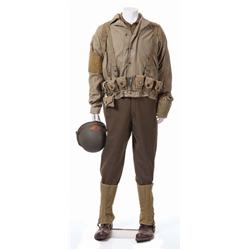 """Complete Vin Diesel """"Private Adrian Caparzo"""" costume from Saving Private Ryan"""