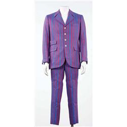 """Mike Myers signature """"Austin Powers"""" groovy suit jacket and pants from Austin Powers in Goldmember"""