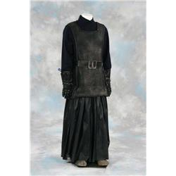 """Complete Daniel Southern """"Edgtho"""" costume from The 13th Warrior"""