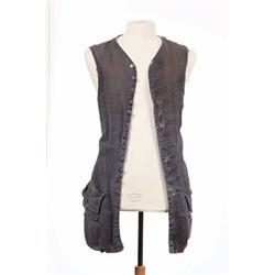 """Johnny Depp signature """"Jack Sparrow"""" vest from Pirates of the Caribbean: Curse of the Black Pearl"""