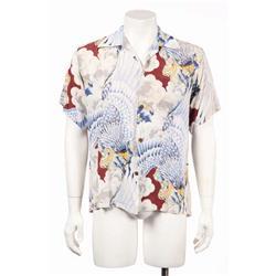 Heath Ledger  vintage Hawaiian shirt from Lords of Dogtown