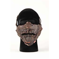 """Andrew Bryniarski """"Leatherface"""" hero mask from The Texas Chainsaw Massacre: The Beginning"""