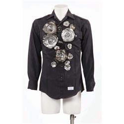 """Robert Patrick """"T-1000"""" special effects """"bullet hits"""" police shirt from Terminator 2: Judgment Day"""