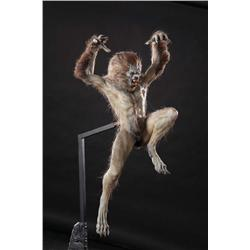 "Stan Winston Studio ""leaping werewolf"" maquette"