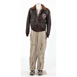 John Turturro's bomber jacket and khaki jumpsuit from Transformers: Revenge of the Fallen