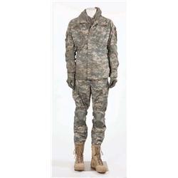 """Josh Duhamel's military costume worn as """"Major Lennox"""" from Transformers: Revenge of the Fallen"""