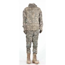 Josh Duhamel's complete hero dirty military costume from Transformers: Revenge of the Fallen