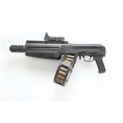 Rubber stunt Kalashnikov assault rifle from Transformers: Revenge of the Fallen