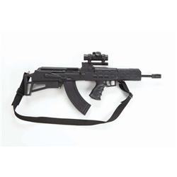 Rubber stunt Egyptian Maadi AKM assault rifle from Transformers: Revenge of the Fallen