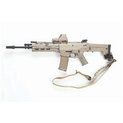 Rubber stunt Bushmaster ACR assault rifle from Transformers: Revenge of the Fallen