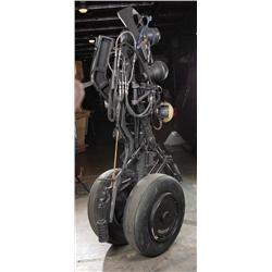 Jetfire's landing gear from Transformers: Revenge of the Fallen